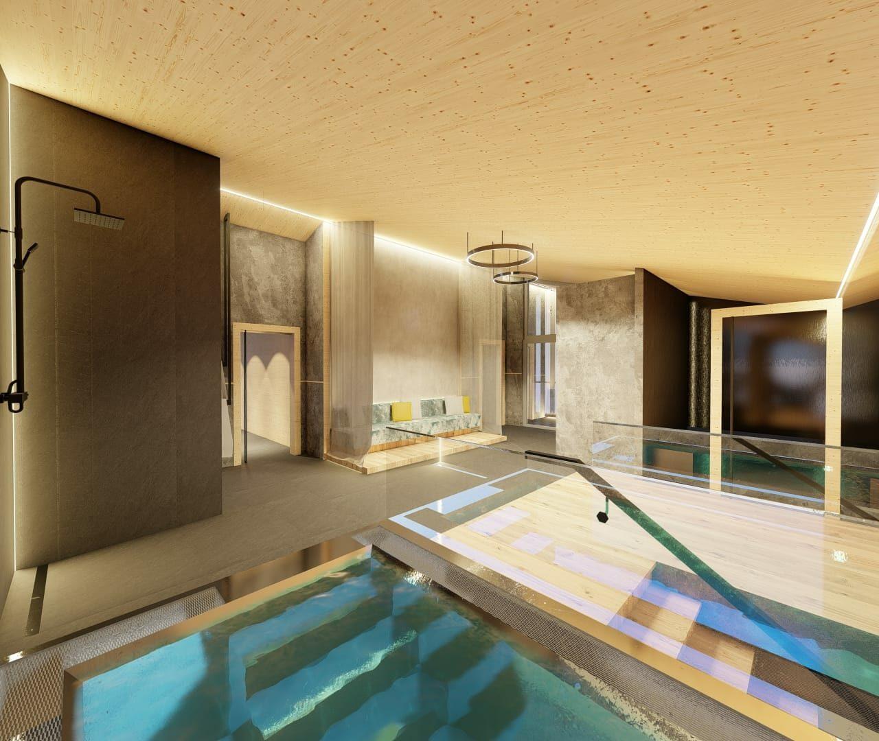 HOFGUT Apartment & Lifestyle Resort – Wagrain Salzburg Dachsauna