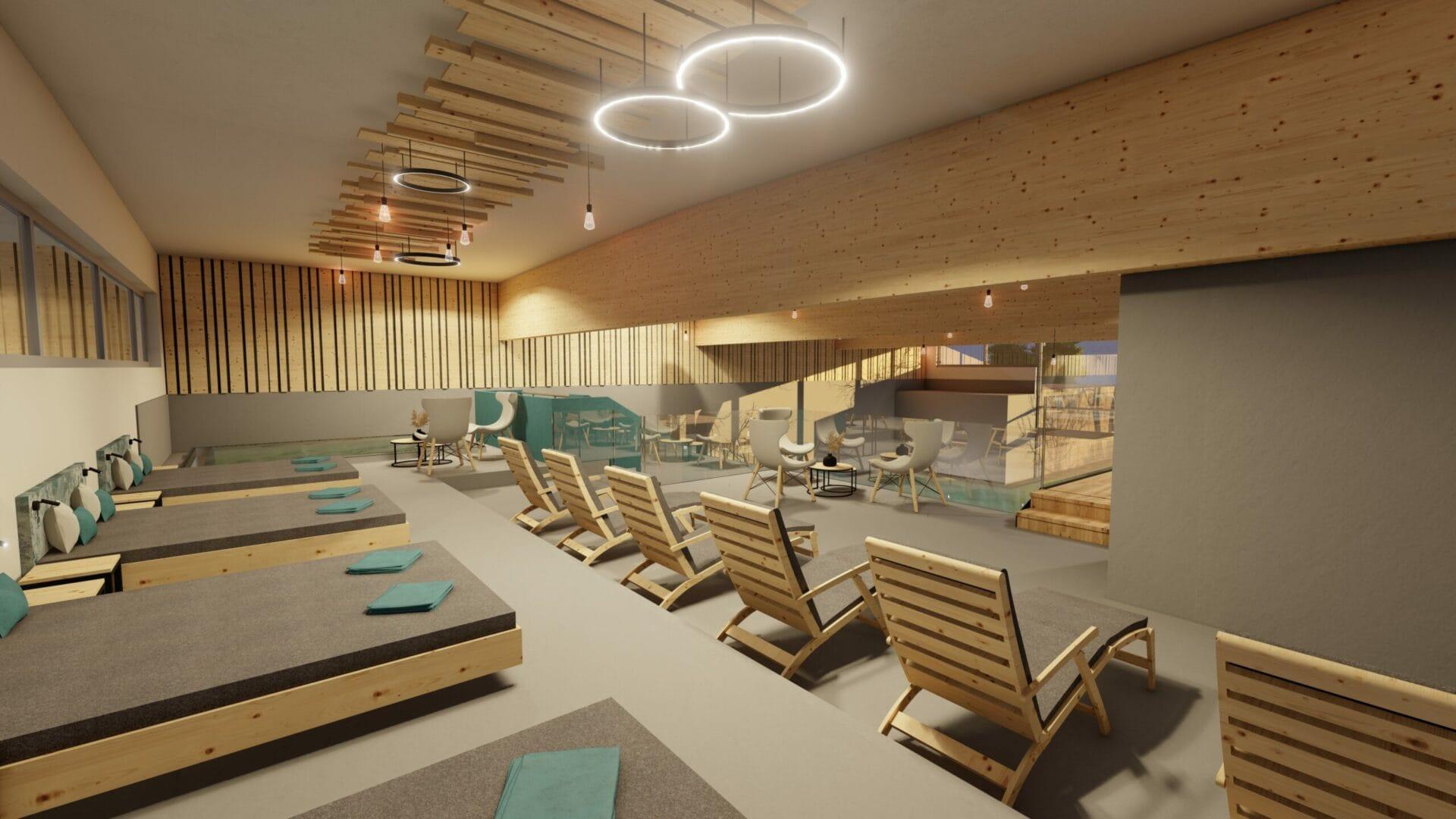 Hofgut-apartment-lifestyle-resort-wagrain-in-und-outdoorpools-hallenbad-liegebereich-1