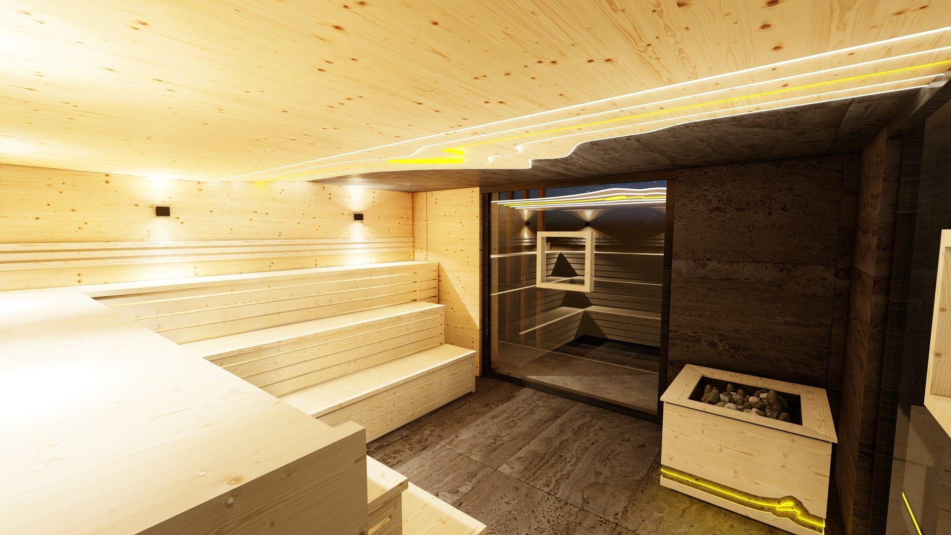 Hofgut-apartment-lifestyle-resort-sauna-und-ruhebereich-bio-zirbensauna