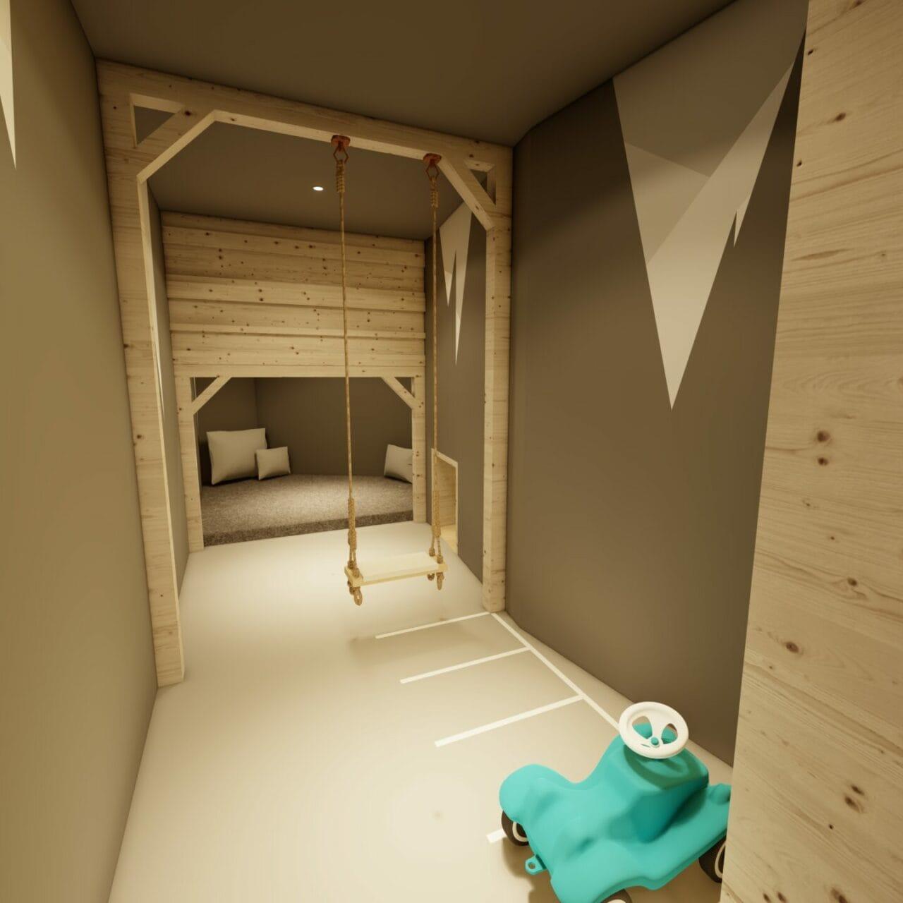 hofgut-apartment-lifestyle-resort-wagrain-familienseite-kleinkinderbereich-minibergwerk